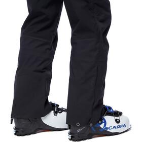 Black Diamond Dawn Patrol Hybrid Pants Men, black